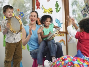 Music classes for kids
