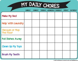 daily to do list for kids c ile web e hükmedin