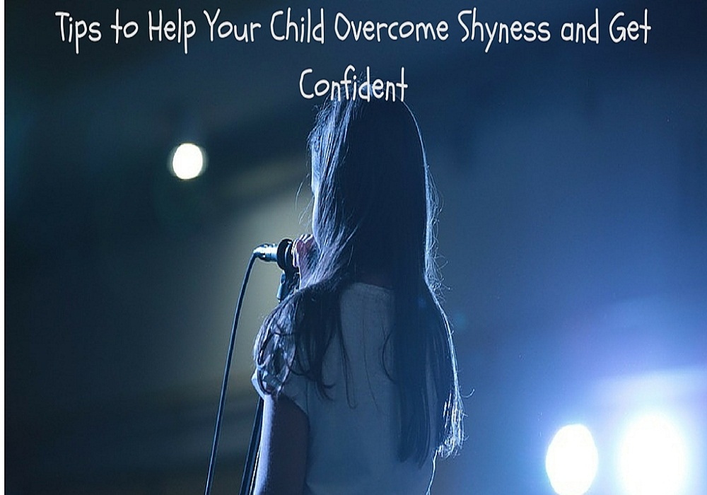 Tips on how to overcome shyness
