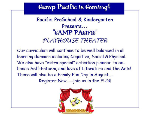 Camp Pacific Playhouse Theater