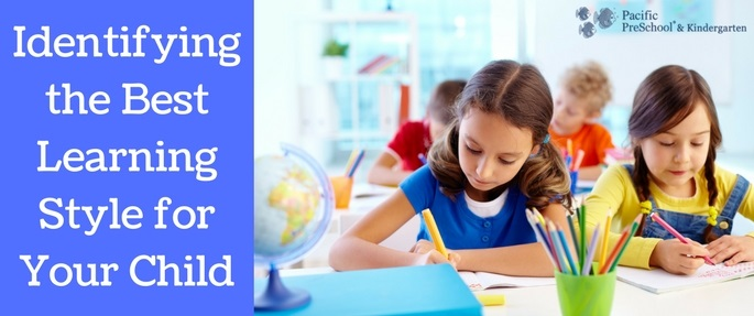 Identifying the Best Learning Style for Your Child
