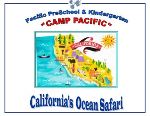 Camp Pacific California's Ocean Safari